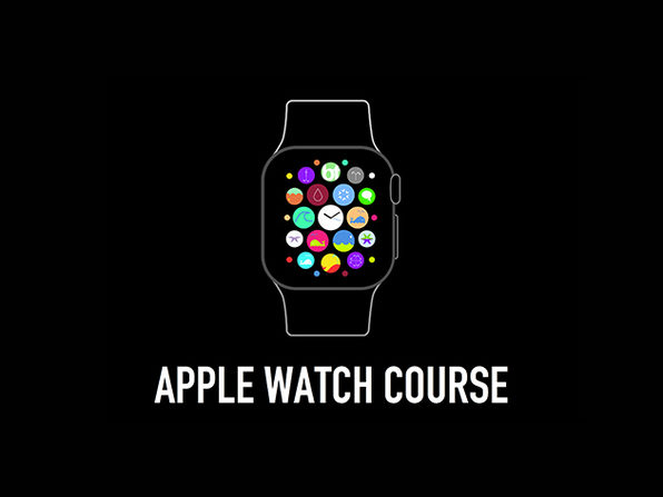 The Bitfountain iWatch Course - Product Image