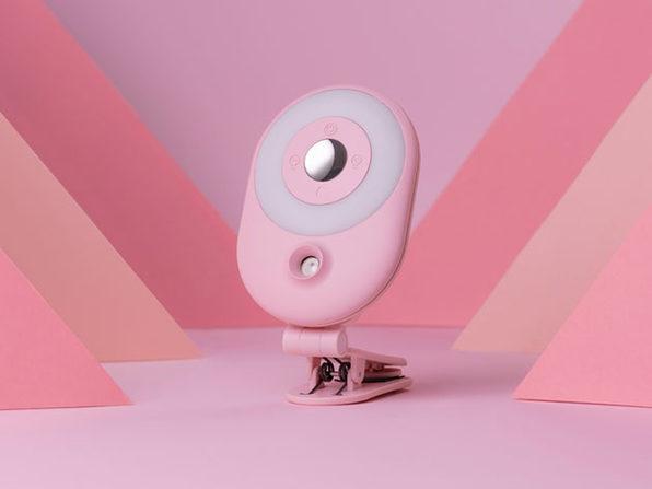 Lumiiair Humidifier & Phone Accessory Kit (Rose)