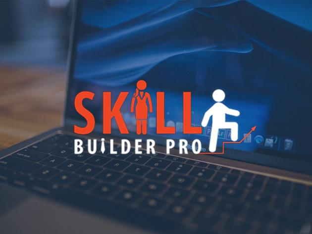Skill Builder Pro For Business: Lifetime Membership