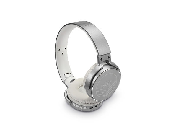 Z99 Over-Ear Bluetooth Headphones (Silver)