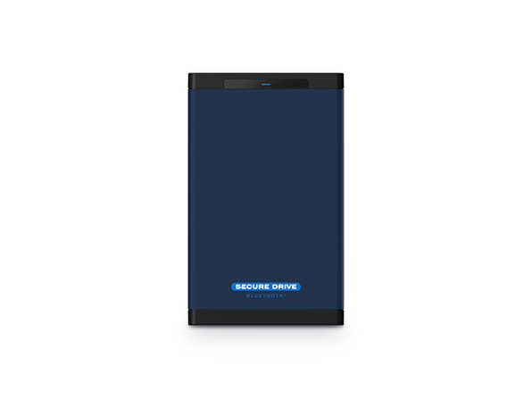 SecureDrive® BT Hardware Encrypted Portable SSD