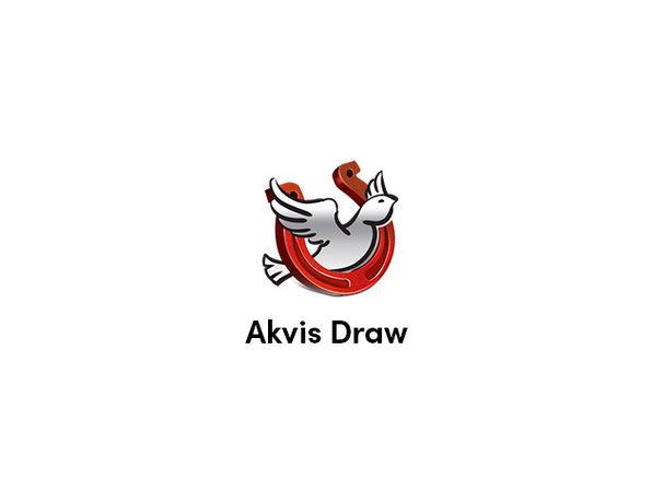 Akvis Draw Pencil Sketch Software: Lifetime License (Business)