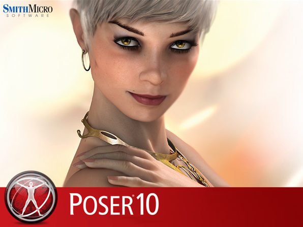 Poser 10 - Product Image