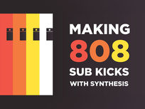 Making 808 Sub Kicks - Product Image