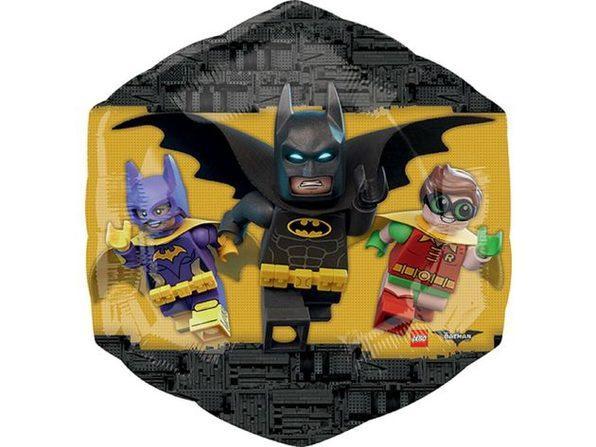 LEGO Batman Movie Supershape Foil Balloon