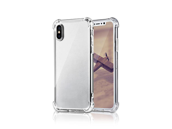 Clear TPU Protective iPhone XS Max Case