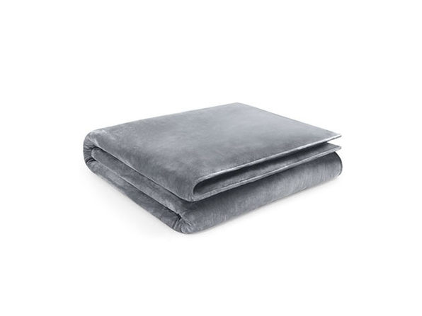 Home Collection Grey Weighted Blanket