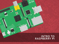 Intro to Raspberry Pi - Product Image