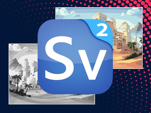 Stack Social Deal for Super Vectorizer 2 for Mac: Lifetime License