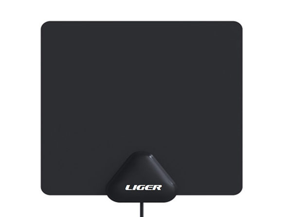 Liger Ultra-Thin Indoor HD Antenna