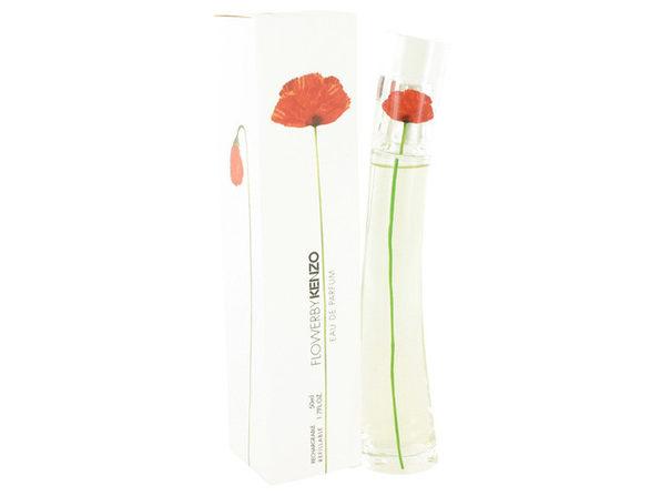 kenzo FLOWER by Kenzo Eau De Parfum Spray Refillable 1.7 oz - Product Image