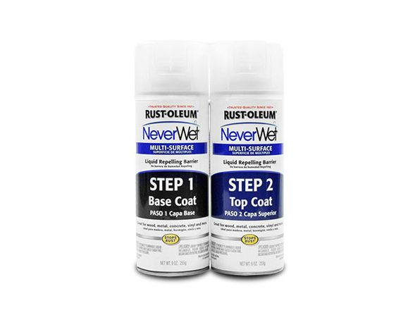 Rust-Oleum® NeverWet® Liquid Repelling Treatment: 3-Pack