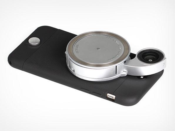 watch f3185 62b40 Ztylus iPhone Case w/ 4-in-1 Revolver Camera Lens | StackSocial