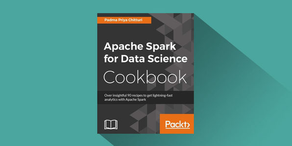 Apache Spark for Data Science Cookbook - Product Image