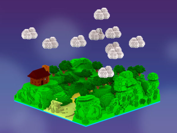 MagicaVoxel for Non-Artists: Create Voxel Game Assets