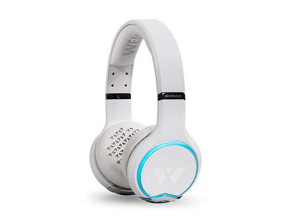 Wearhaus Arc Bluetooth Headphones (White)