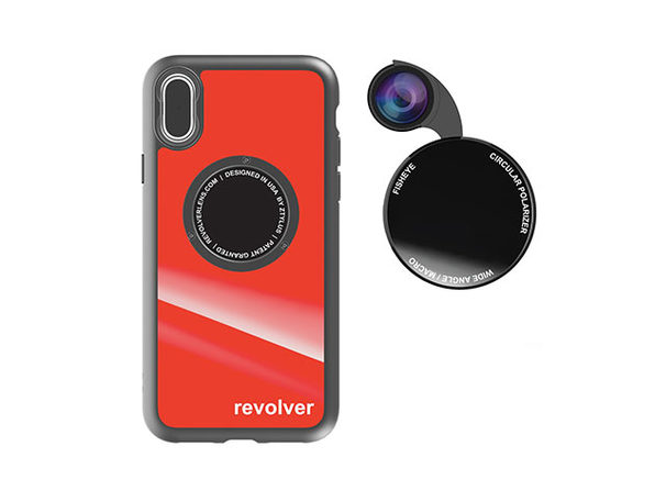 Ztylus Revolver M6X iPhone X Lens Kit (Gloss Red)