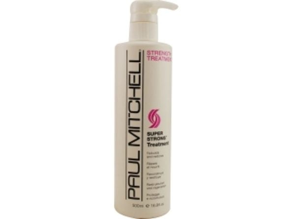 Paul Mitchell By Paul Mitchell Super Strong Treatment For Damage Hair 16.9 Oz For Unisex (Package Of 4)