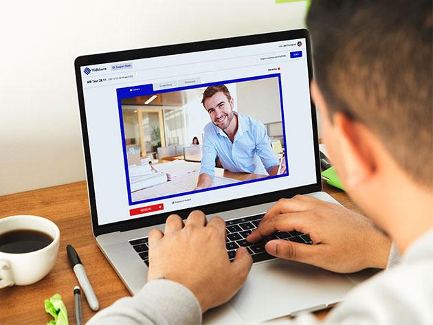 Vidthere Live Meetings & Webinars: Lifetime Subscription