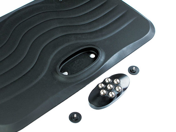 Anti-Fatigue Mat with 7-Ball Insert