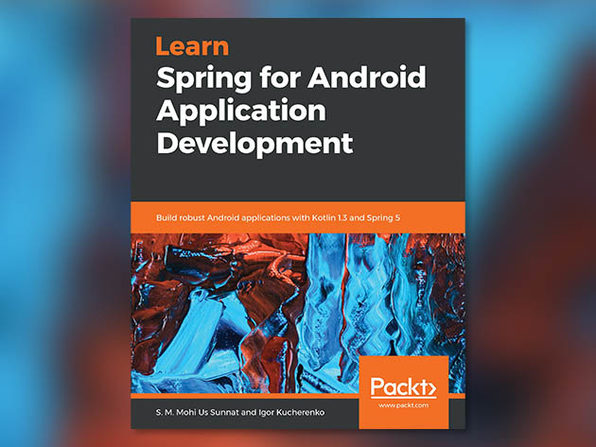 Learn Spring for Android Application Development - Product Image