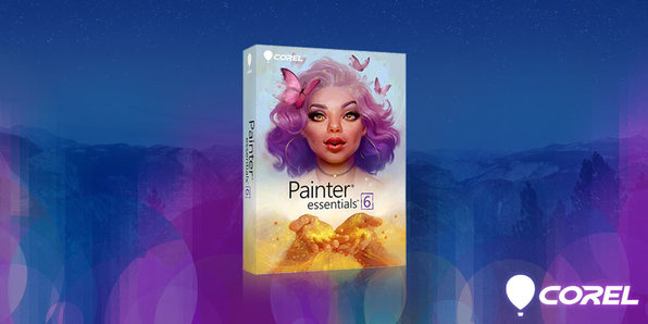 Painter Essentials 6 - Product Image