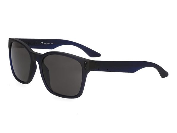 Dragon Alliance 27073 Liege Sunglasses, Matte Navy/Grey - Nacy