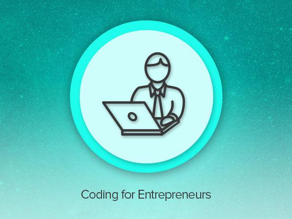 Coding for Entrepreneurs: Learn Python, Django & More - Product Image