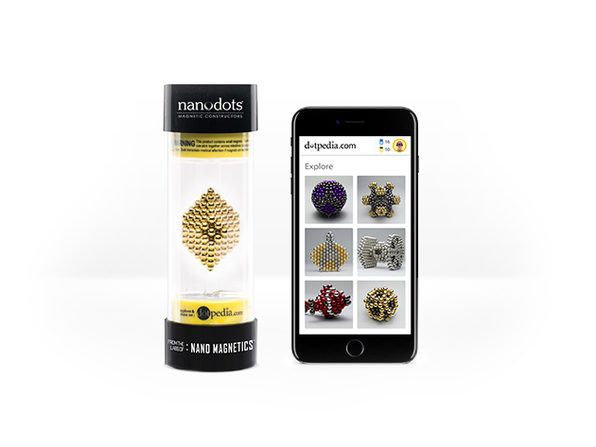 Nanodots 216 (Gold)