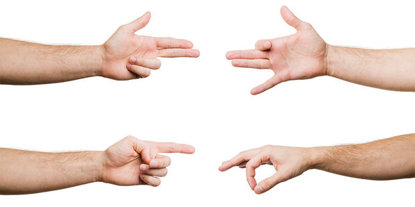 ASL: Fingerspelling Exercises - Product Image