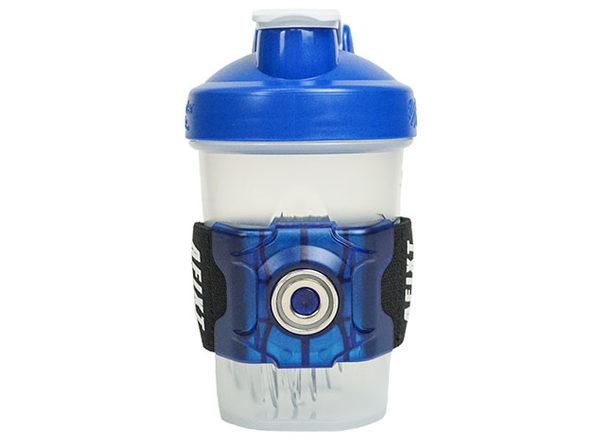 AFIXT® Magnetic Bottle Holder (Transparent Blue)