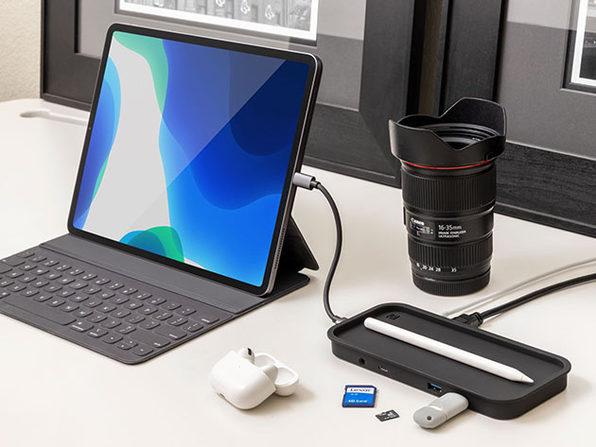 USB 8-Port Type-C Valet Hub