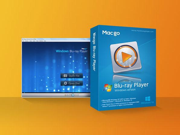 Macgo Windows Blu-ray Player: Lifetime License