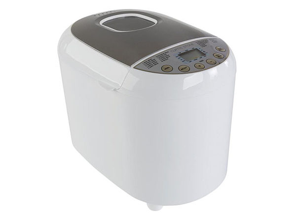 Curtis Stone 2Lb 19-in-1 Bread Maker -White (Factory Remanufactured)