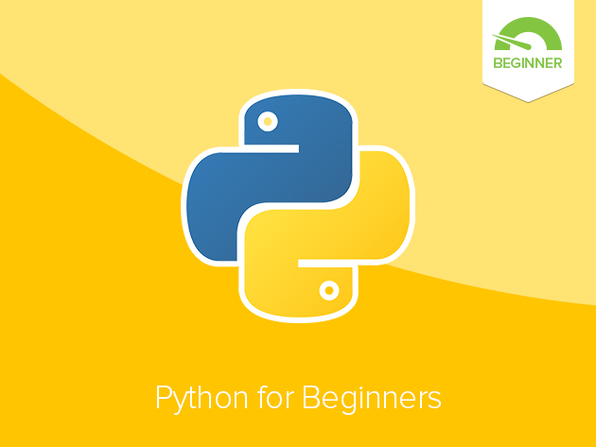Python for Beginners - Product Image