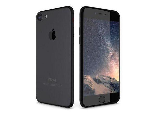 Apple iPhone 7 Unlocked 32GB Matte Black (Grade C)