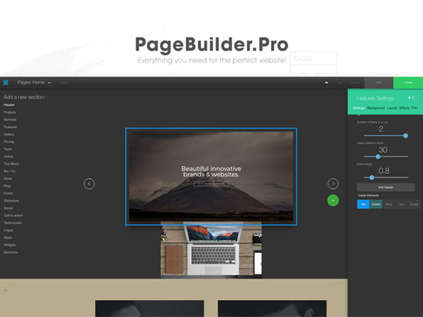 Page Builder Pro Discount for Lifetime Subscription