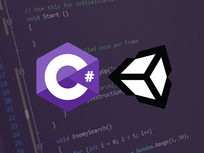 Unity C# Scripting : Complete C# Essentials For Unity Game Development - Product Image