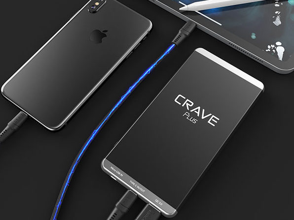 Crave PLUS 10,000mAh Power Bank