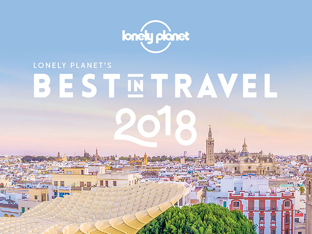Lonely Planet Travel Hacker eBook Bundle for $19