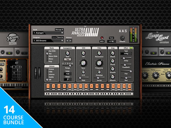 Pay What You Want: The Synth & Sound Pack Bundle