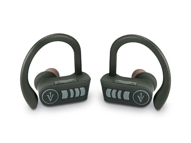 True Wireless Fitness Bluetooth Headphones