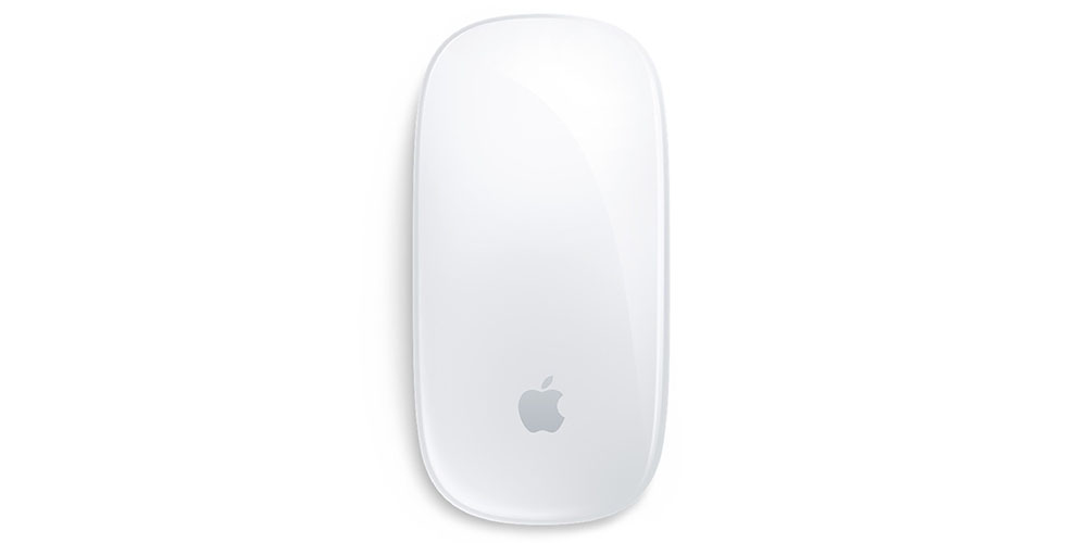 An Apple mouse