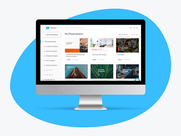 Stack Social Deal for Slidebean Premium: Lifetime Subscription