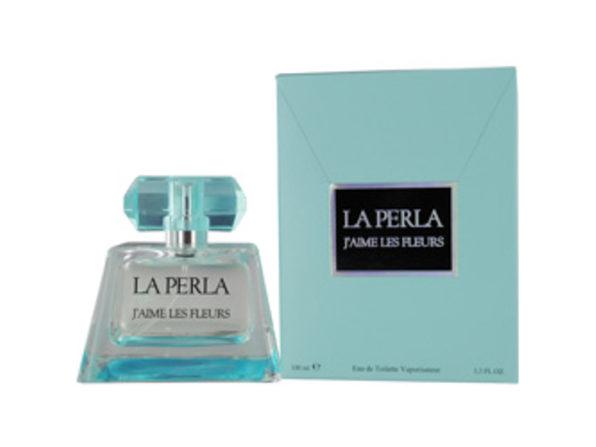 La Perla J'Aime Les Fleurs By La Perla Edt Spray 3.4 Oz For Women (Package Of 5) - Product Image