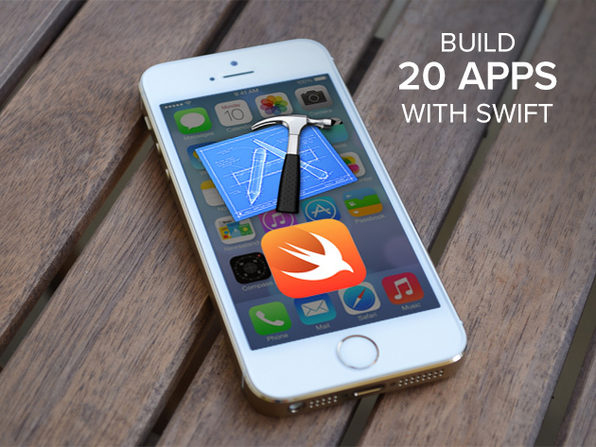 The Ultimate iOS 8 Developer Bundle (Swift + Xcode 6) - Product Image
