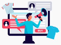 Grow Your T-Shirt Business with Online Marketing - Product Image