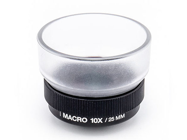 Lemuro 25MM iPhone Macro Lens (Black)