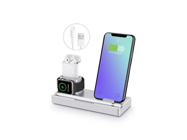 iPM Wireless Charging Docks with Removable Charging Pad
