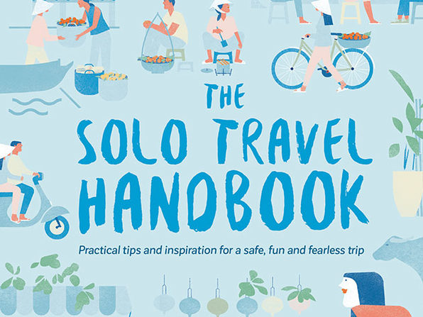 Solo Travel Handbook - Product Image